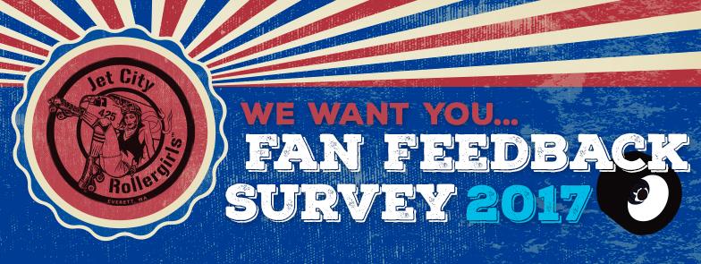 Fan Feedback Survey 2017 FB